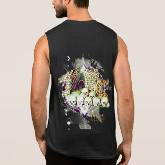 Phate-The Hall of Voices Sleeveless Shirt