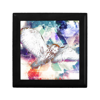 Phate-Vu Verian-The Great White Owl Gift Boxes