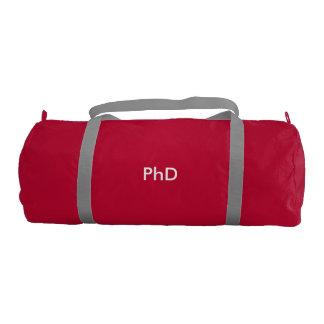 PhD bag