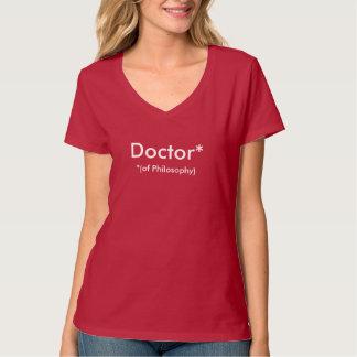 PhD/Doctor T-Shirt