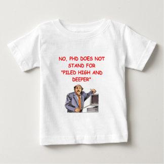 phd joke t shirts