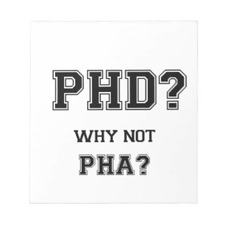 PhD? Why not PhA? High expectations Asian Father Notepad