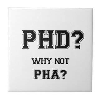 PhD? Why not PhA? High expectations Asian Father Tile