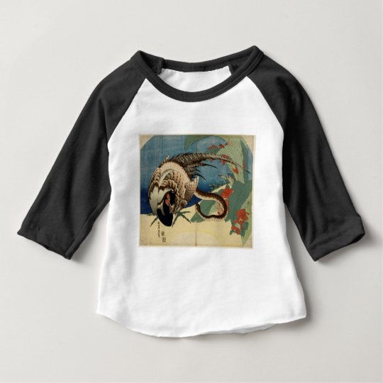 Pheasant and the Snake Baby T-Shirt