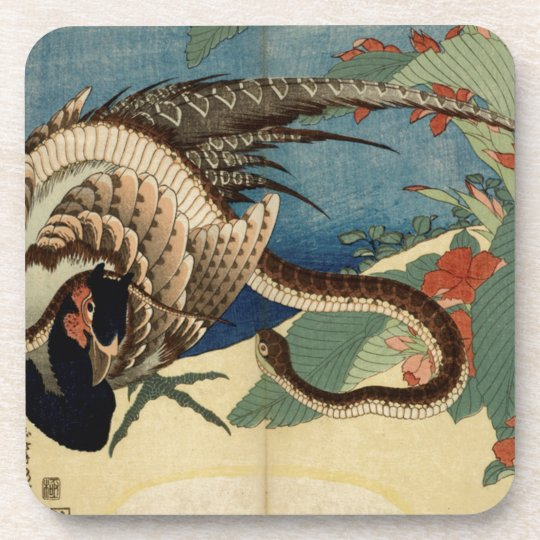 Pheasant and the Snake Coasters
