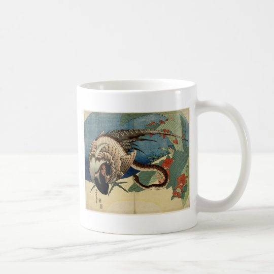Pheasant and the Snake Coffee Mug