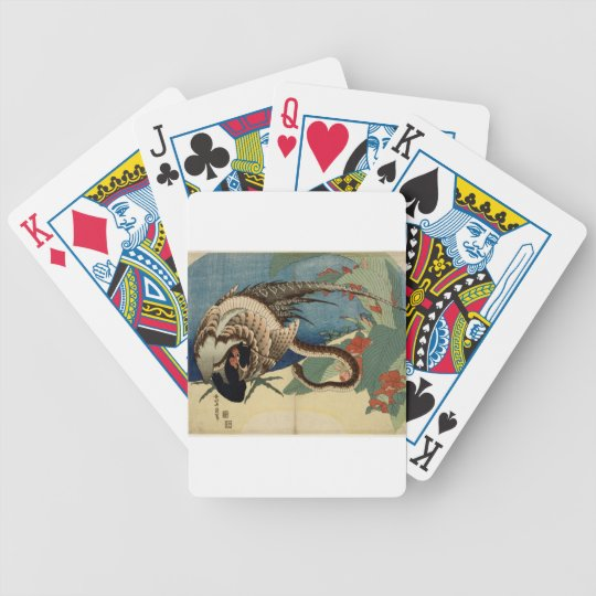 Pheasant and the Snake Poker Deck