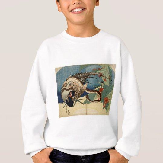 Pheasant and the Snake Sweatshirt