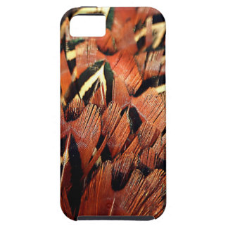 Pheasant Feathers Case For The iPhone 5