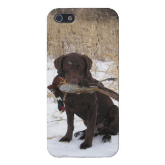 Pheasant Hunting - iPhone 5 Cover