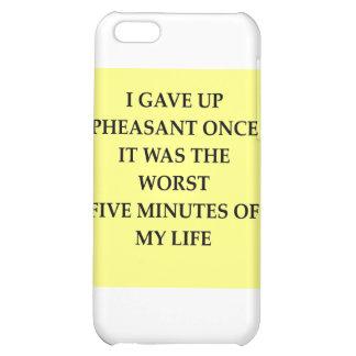 PHEASANT jpg iPhone 5C Case