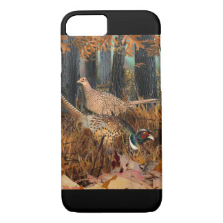 Pheasants iPhone 7 Case