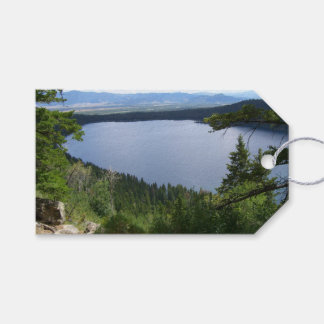 Phelps Lake at Grand Teton National Park Gift Tags