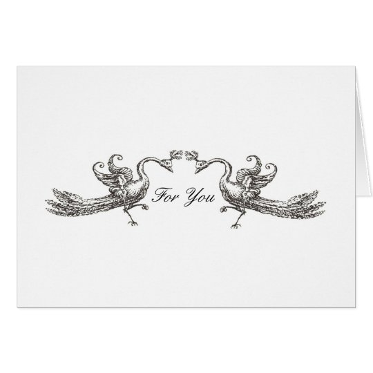 Phenix Note Card