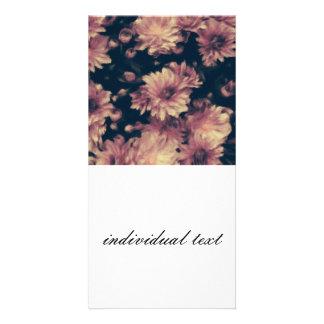 phenomenal blossoms soft (I) Photo Card Template