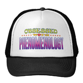 Phenomenology 2 Obsessed Cap