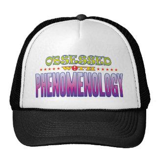 Phenomenology 2 Obsessed Trucker Hat