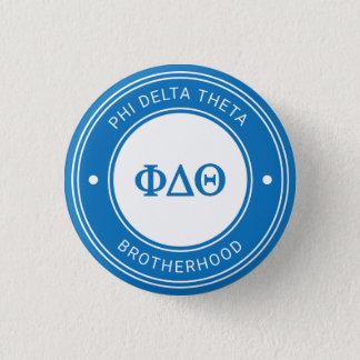 Phi Delta Theta | Badge 1 Inch Round Button