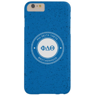Phi Delta Theta | Badge Barely There iPhone 6 Plus Case