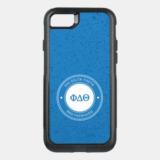 Phi Delta Theta | Badge OtterBox Commuter iPhone 8/7 Case