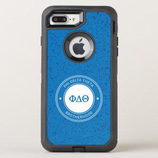 Phi Delta Theta | Badge OtterBox Defender iPhone 8 Plus/7 Plus Case