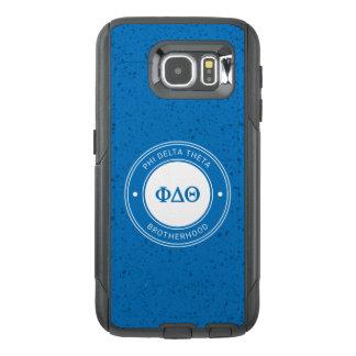 Phi Delta Theta | Badge OtterBox Samsung Galaxy S6 Case