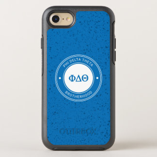 Phi Delta Theta | Badge OtterBox Symmetry iPhone 8/7 Case