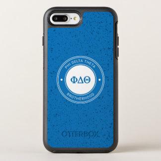 Phi Delta Theta | Badge OtterBox Symmetry iPhone 8 Plus/7 Plus Case
