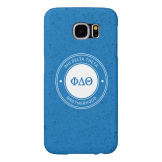 Phi Delta Theta   Badge Samsung Galaxy S6 Cases