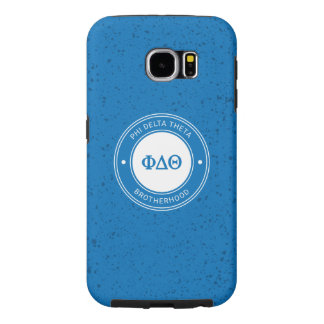 Phi Delta Theta | Badge Samsung Galaxy S6 Cases