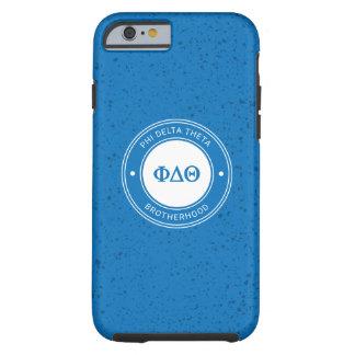 Phi Delta Theta | Badge Tough iPhone 6 Case