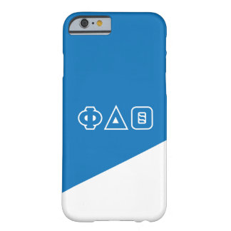 Phi Delta Theta | Greek Letters Barely There iPhone 6 Case