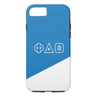 Phi Delta Theta   Greek Letters iPhone 7 Case