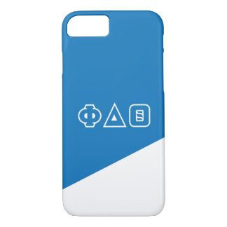 Phi Delta Theta | Greek Letters iPhone 8/7 Case