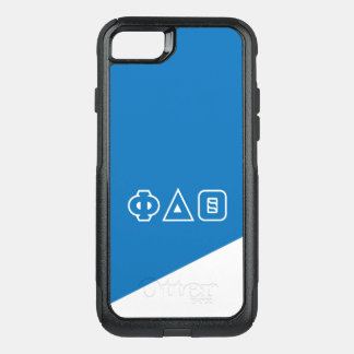 Phi Delta Theta | Greek Letters OtterBox Commuter iPhone 7 Case