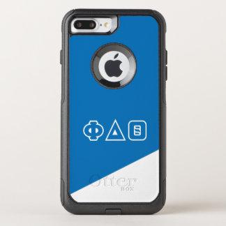 Phi Delta Theta | Greek Letters OtterBox Commuter iPhone 8 Plus/7 Plus Case