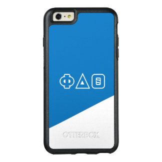 Phi Delta Theta | Greek Letters OtterBox iPhone 6/6s Plus Case