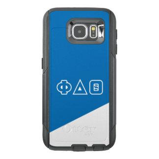 Phi Delta Theta | Greek Letters OtterBox Samsung Galaxy S6 Case