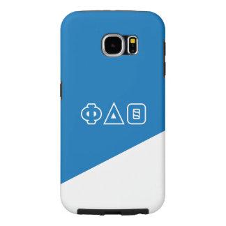 Phi Delta Theta | Greek Letters Samsung Galaxy S6 Cases