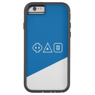 Phi Delta Theta | Greek Letters Tough Xtreme iPhone 6 Case