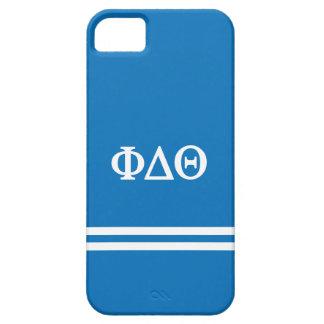 Phi Delta Theta | Sport Stripe Case For The iPhone 5