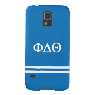 Phi Delta Theta | Sport Stripe Galaxy S5 Cases