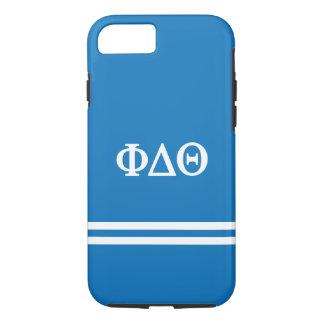 Phi Delta Theta | Sport Stripe iPhone 8/7 Case