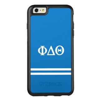 Phi Delta Theta | Sport Stripe OtterBox iPhone 6/6s Plus Case