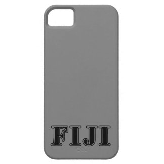 Phi Gamma Delta Black Letters iPhone 5 Covers
