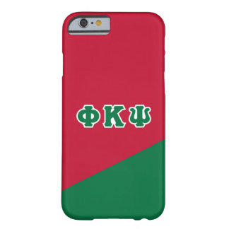 Phi Kappa Psi | Greek Letters Barely There iPhone 6 Case