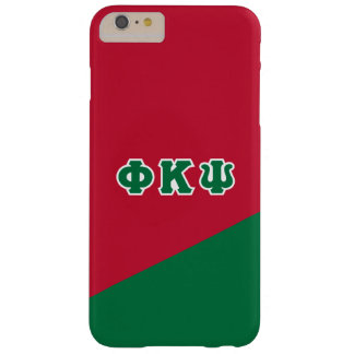 Phi Kappa Psi | Greek Letters Barely There iPhone 6 Plus Case