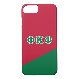 Phi Kappa Psi | Greek Letters iPhone 7 Case
