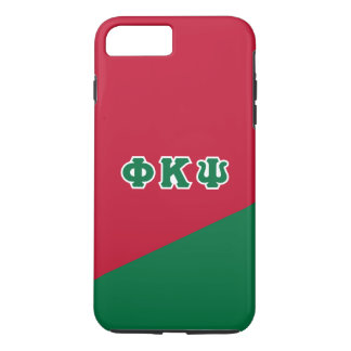 Phi Kappa Psi | Greek Letters iPhone 8 Plus/7 Plus Case