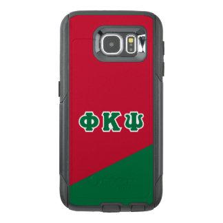 Phi Kappa Psi   Greek Letters OtterBox Samsung Galaxy S6 Case